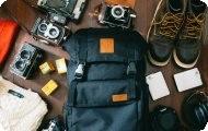 Minimalismus Packliste Backpacking
