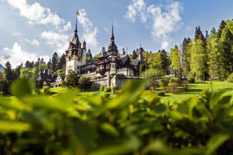 Schloss Peleș Rumänien