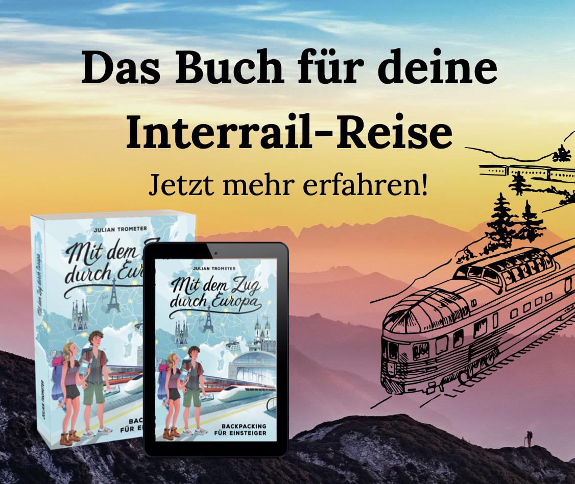 Interrail Buch
